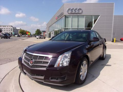 Pre-Owned 2009 Cadillac CTS 3.6L V6
