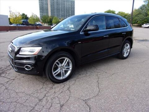 Pre-Owned 2017 Audi Q5 3.0T quattro Premium Plus