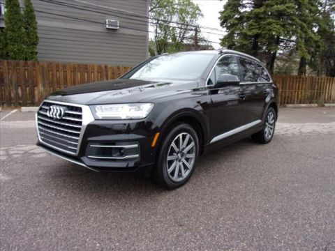 Pre-Owned 2019 Audi Q7 3.0T quattro Premium Plus