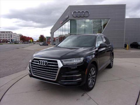 Pre-Owned 2019 Audi Q7 2.0T quattro Premium Plus