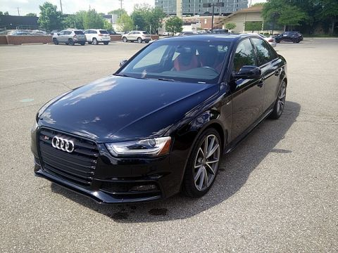 Pre-Owned 2015 Audi S4 3.0T quattro Premium Plus