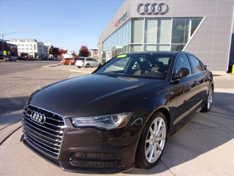 Pre-Owned 2017 Audi A6 3.0T quattro Premium Plus