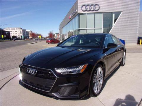 Pre-Owned 2019 Audi A7 3.0T quattro Premium Plus