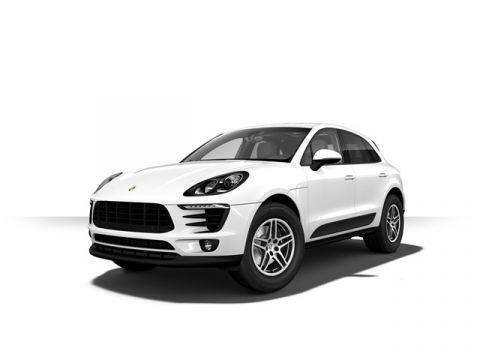 New Porsche Macan In Stock In Birmingham Fred Lavery Porsche Company